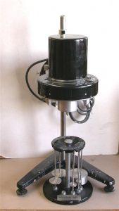 Brookfield Rvt viscometer