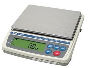 A&D Precision scale