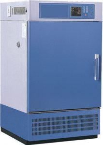 Cooled lab incubator