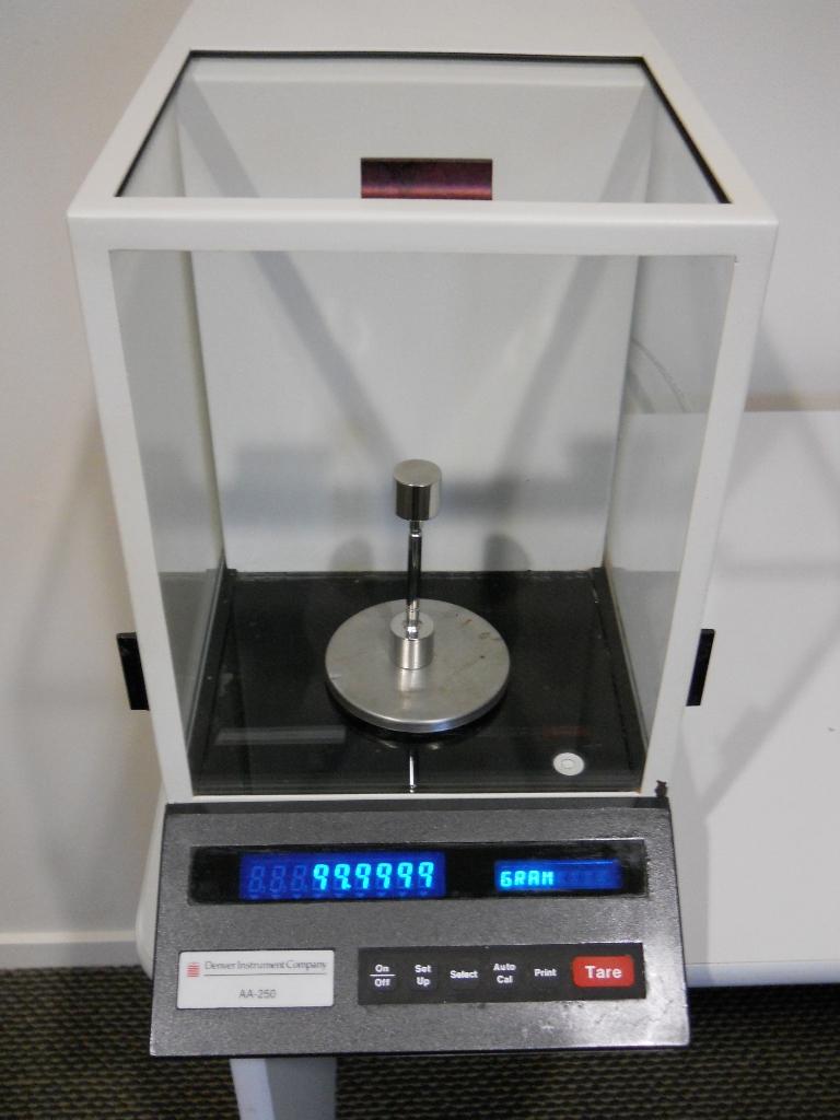 Denver laboratory scales – LITNZ